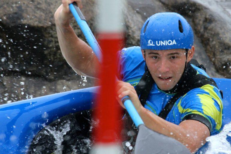 Jířa Prskavec se stává patronem juniorské reprezentace České republiky ve vodním slalomu